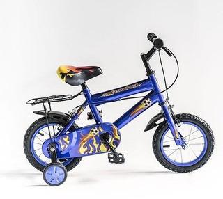 Bicicleta Reynolds 7913 Rod. 12 Mtb Varon C/camara