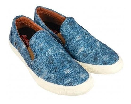 Sapatenis Coca Cola Shoes Iate Vip 0309