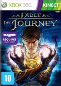 Fable The Journey Português Xbox 360 Original Lacrado