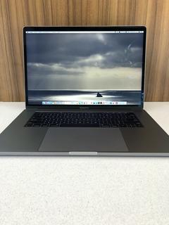 Macbook Pro 15 Touch Bar 16gb Ram, 256 Gb Ssd, I7 Año 2016
