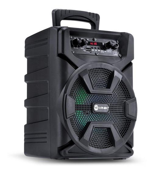 Cx Som Multiuso Portátil 40w 8 Bluetooth - Cp50bt - Vinik
