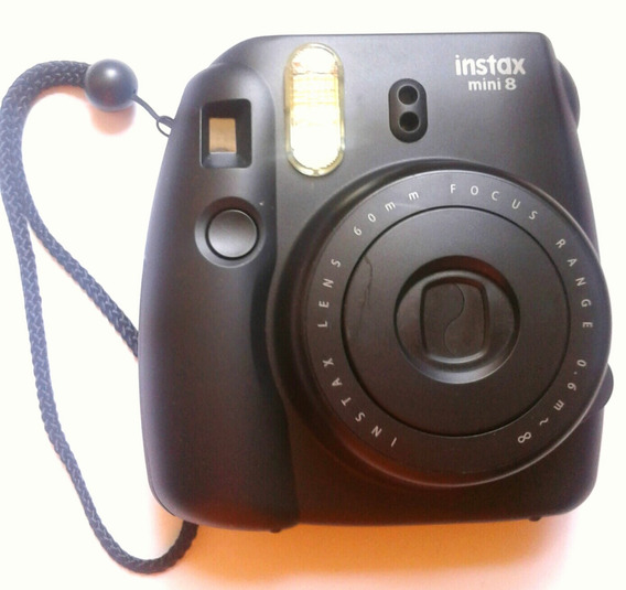 Camara Marca Fujifilm Modelo Instax Mini 8 Instantaneas