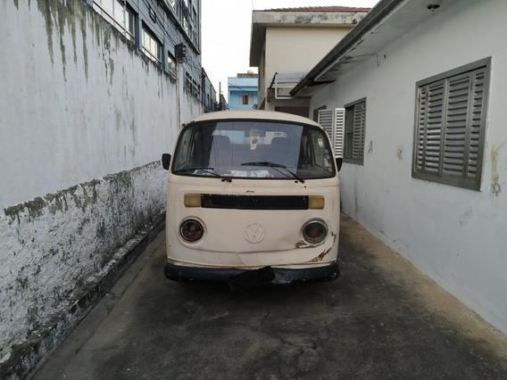 Kombi Cabine Dupla 1986 Para Restauração.