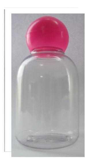 200pz Envase Botella Frasco Plastico Hotelera Cosmetica 30ml