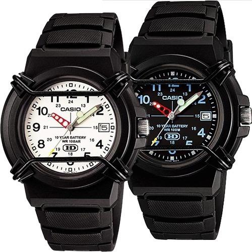 Reloj Casio Hda600 - Marco Protector - 100% Original