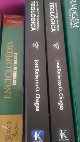 Curso Básico E Médio De Teologia