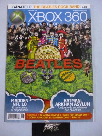 Revista Oficial Xbox 360. No. 18. Game Fenix