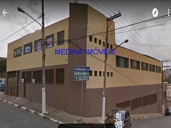 Galpão Para Venda E Aluguel - Sl00017 - 33553386