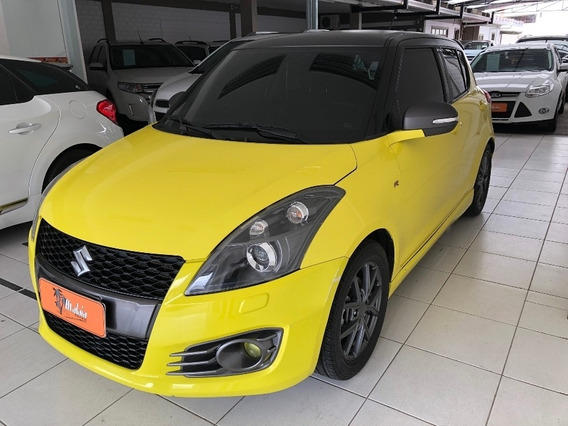 Suzuki Swift Sport 1.6 2015