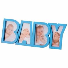 Porta Retrato Master Frame Dg2387 10cmx15cm Multiplo Baby Un