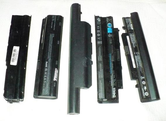 Kit Baterias / Pilhas .notebook. Usadas No Estado. (com 14)