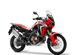 Honda Crf 1000 Africa Twin - Transmision Dct (automatica)
