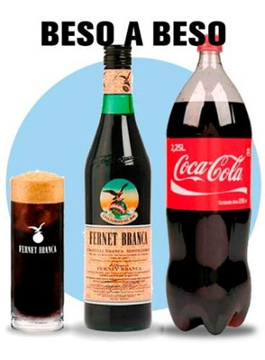 Fernet Branca + Coca