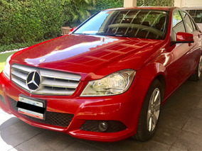 Mercedes Benz Clase C 1.8 180 Cgi At 2013