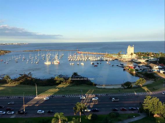 Puerto Del Buceo, Torres Del Puerto. Venta O Alquiler Apto