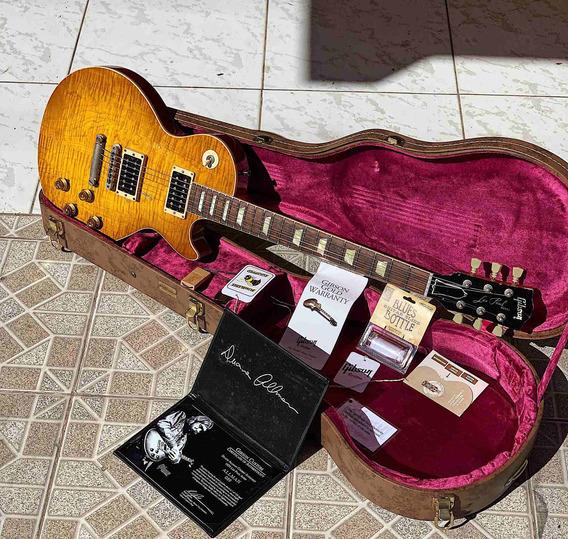 Gibson Les Paul 59 Artist Series Duane Allman Aged