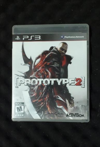 Prototype 2 (jogo Para Ps3) - Mídia Física