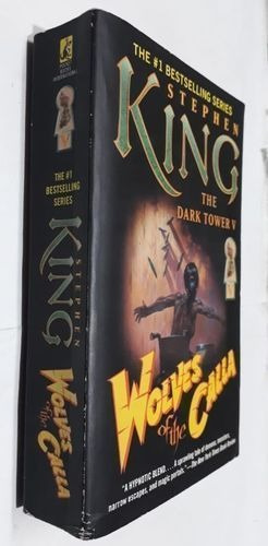 Livro The Dark Tower V: Wolves Of The Calla Stephen King