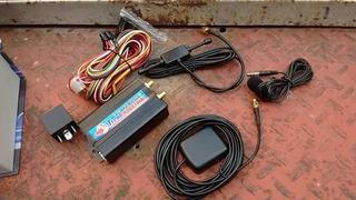 Gps Tracker Localizador Rastreador Satelital Con Plataforma
