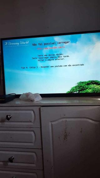 Tv Smart 55 Polegadas LG Tem Q Trocar A Tela E Os Leds