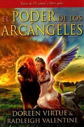 El Poder De Los Arcángeles. Doreen Virtue -78 Cartas Y Guía-
