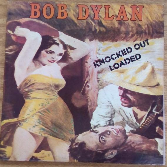 Lp Vinil Bob Dylan - Knocked Out Loaded - 1986