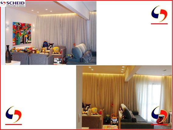 Apartamento À Venda   Bairro Jardim Marajoara   06 Dormitórios, 02 Suítes, 04 Vagas E Área De 154m². - Mr56951