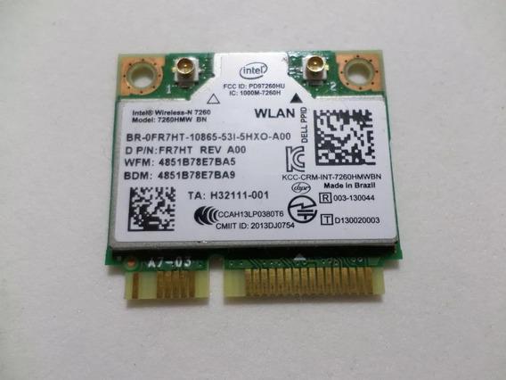 Placa Wifi Original Do Notebook Dell Vostro 14 5480
