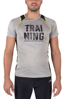 Remera Hombre Montagne Gravity Running Outdoor Gym