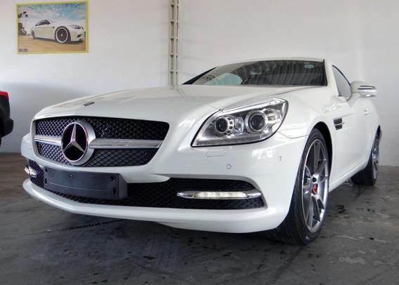 Mercedes Benz Slk 250 Cgi 1.8 Branco 2012/13