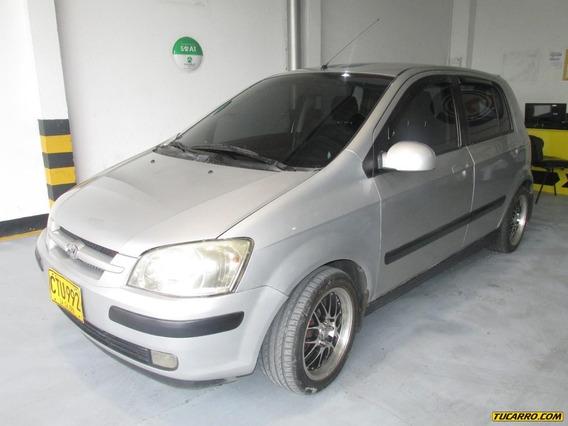 Hyundai Getz Lujo Gls
