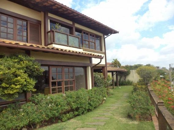 Casa Com 3 Quartos Para Alugar No Belvedere Em Belo Horizonte/mg - 6221