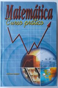 Livro Matemática Curso Prático
