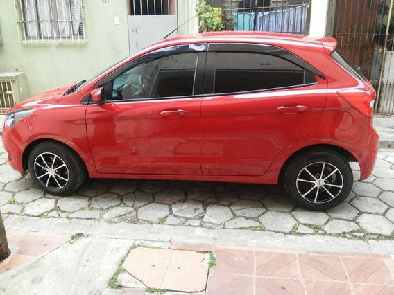 Ford Ka 1.0 Sel Flex 4p 2015