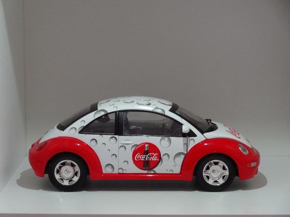 New Beetle Matchbox Colecionável Coca-cola 1:18 Fusca