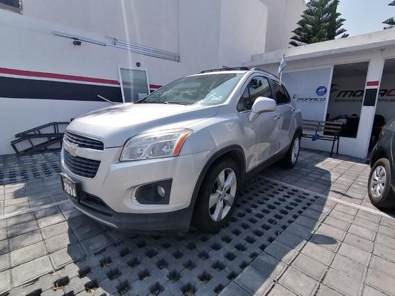 Chevrolet Trax Ltz 2014