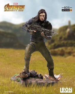 Winter Soldier- Avengers: Infinity War- Art Scale 1/10