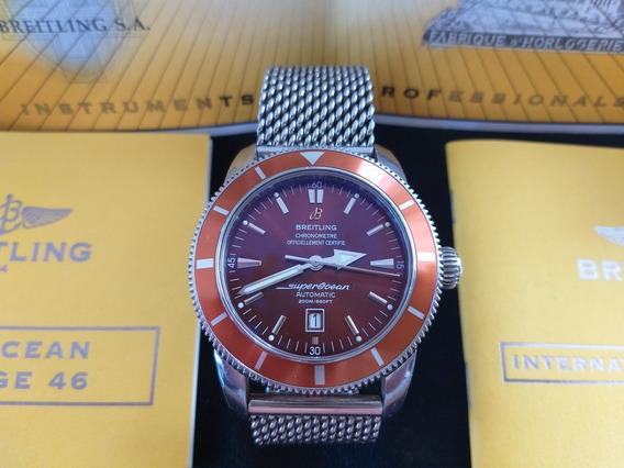 Relógio Breitling Superocean Heritage 46