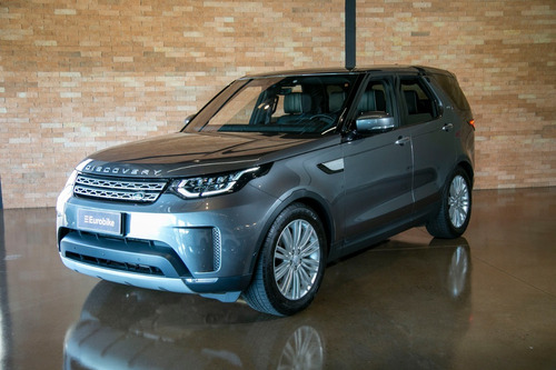 Lr Discovery Td6 Hse Luxury