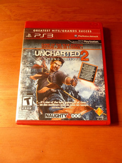 Uncharted 2 Juego Ps3
