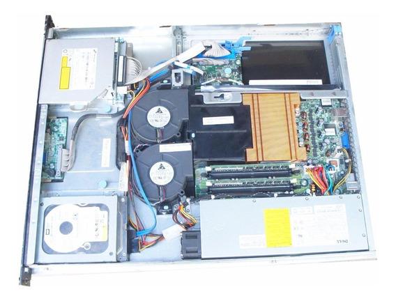 Servidor Dell Poweredge 860 1 Dual Core 2.8 2gb 2 Hds160gb