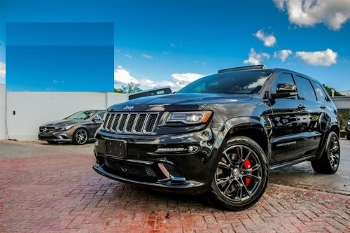 Jeep Cherokee Srt 2016 15 Mil Millas