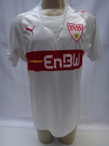 Camisa De Futebol Do Stuttgart Da Alemanha 2007/08 Puma Bj7