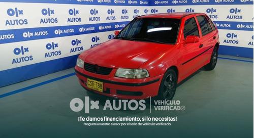 Volkswagen Gol 2000 - Básico Mt 1.8l 5p 4x2