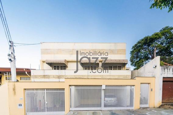 Casa Com 4 Dormitórios À Venda, 329 M² Por R$ 740.000 - Jardim Proença - Campinas/sp - Ca4763