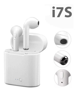 Auriculares Bluetooth Inalambricos In Ear Con Base Recargable