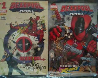 Deadpool Extra 1 A 5
