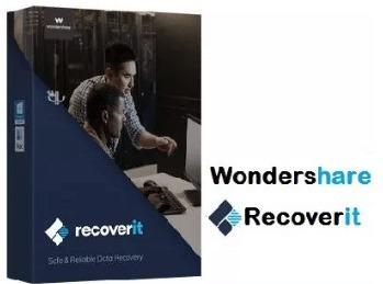 Wondershare Recoverit 7.3.1.16 - Frete Grátis V2019