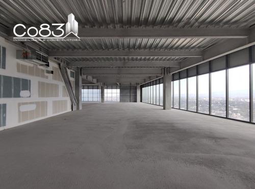 Imagen 1 de 14 de Renta - Oficina - Torre Mítikah - 2,214 M2 - Piso 21