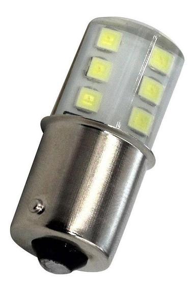 Lampara Led Auto 1 Polo 12 Led 5050 3w Stop Posicion Frio